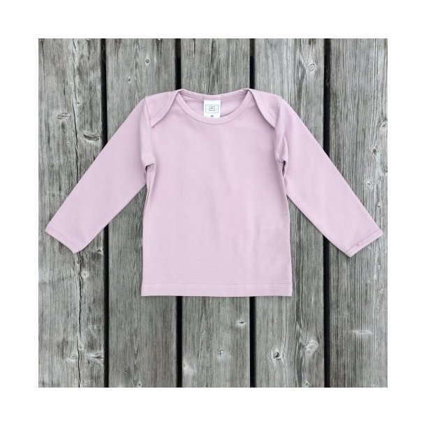 Holliday top dusty rose