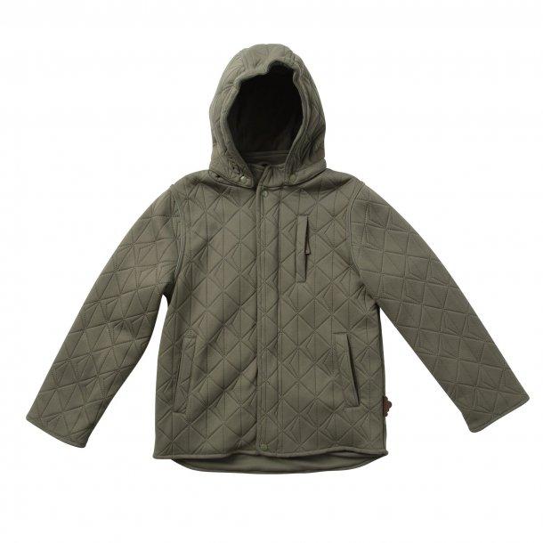 Thor Thermo Jacket m. fleece - Dusty Olive